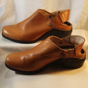 Ariat Sport mules Timber Brown Size Ladies 6
